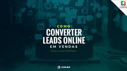 Como converter leads online em vendas